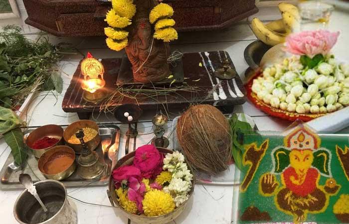 Online Pandit for Ganesh Puja